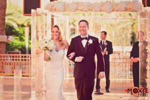 Kelly & Bret wedding planning las vega