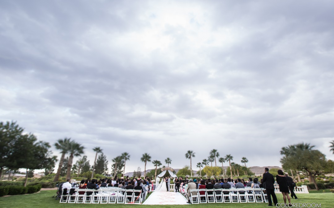 Wedding Planning & Planners in Las Vegas: Charlene + Banjo