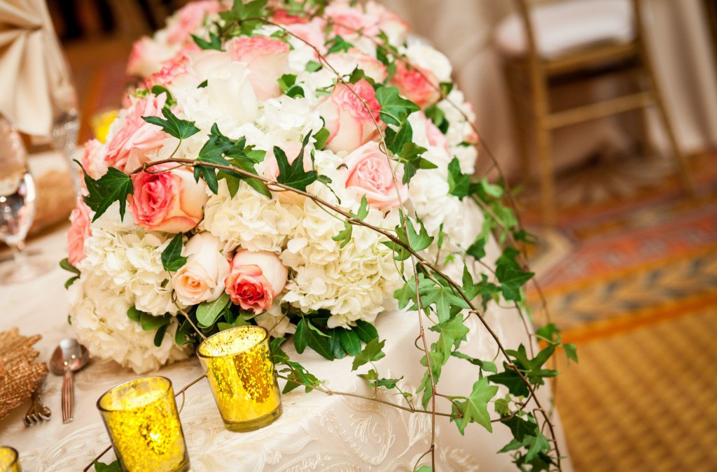 Romantic Caesars Palace Wedding