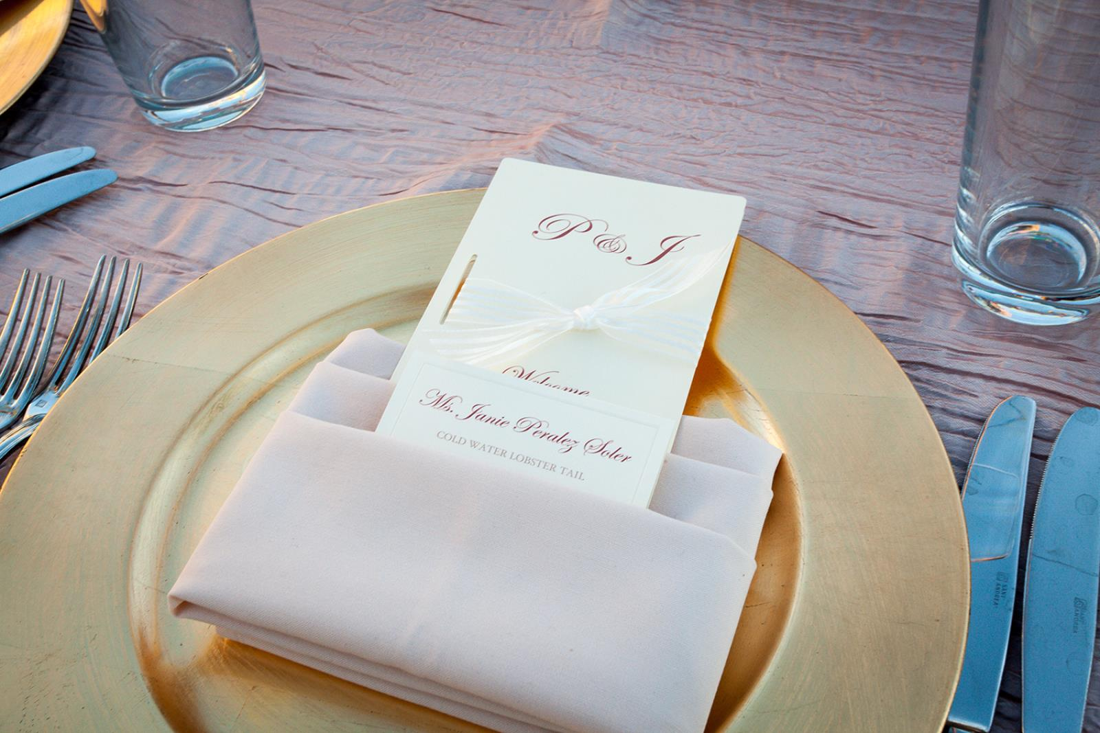 Romantic Poolside Las Vegas Destination Wedding