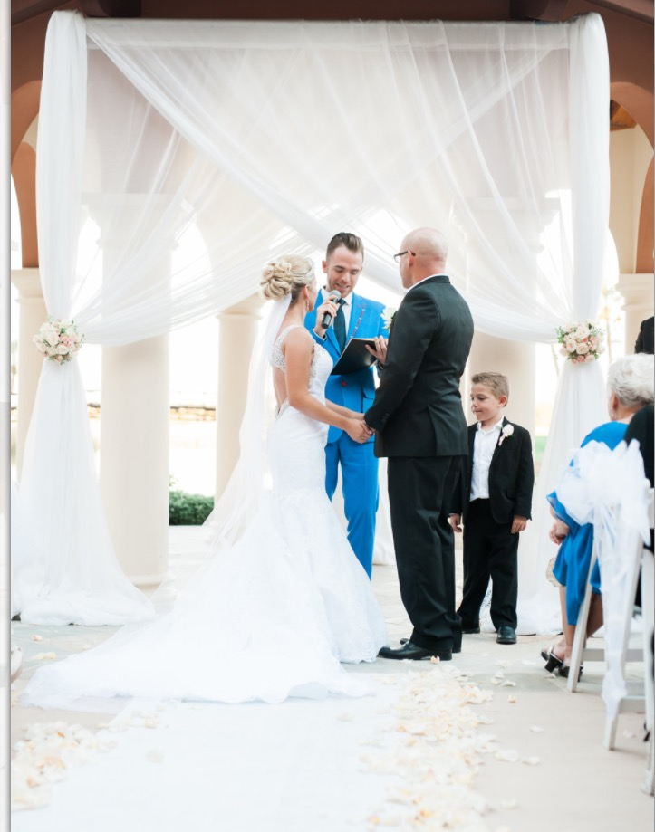 Westin Lake Las Vegas Wedding By Dzign Las Vegas 2