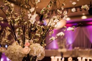 cherry blossom centerpieces By Dzign Las Vegas 7