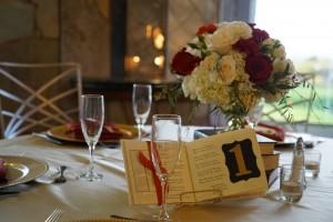 Book Themed Wedding Las Vegas Wedding Design By Dzign 16